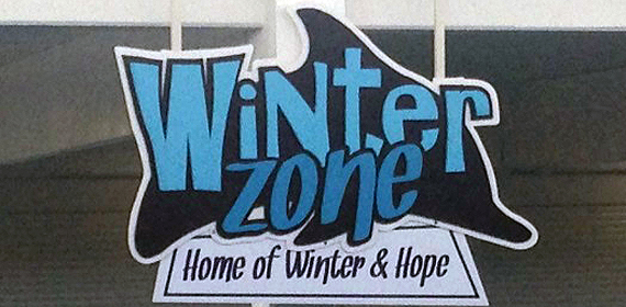 Clearwater Marine Aquarium: Home of dolphins Winter and Hope