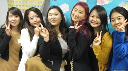 Image of Korea WEST Participant